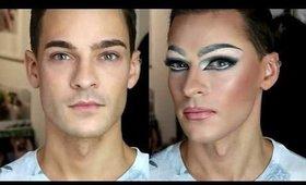 Drag Queen Make-up Tutorial