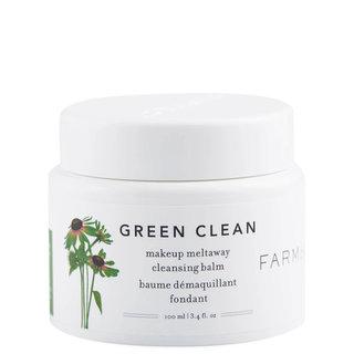 Green Clean Makeup Meltaway Cleansing Balm