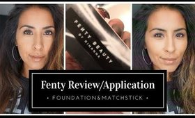 FENTY + Application & Review - Rissrose2