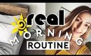 MY REAL MORNING ROUTINE FOR SPRING 2018 | Nastazsa