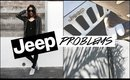 Jeep Wrangler Problems, I'm Moving, Del Amo Mall VLOG