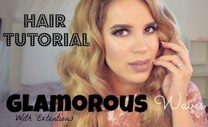 Simple hair tutorial. http://youtu.be/CgSCsALvbCM
