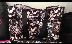 What's in the Summer 2013 Black Thirty-One Enrollment Kit