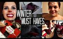 Winter / Holiday MUST HAVES!! (like fuzzy socks and ish)