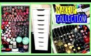 Makeup Collection & Storage! | 2015