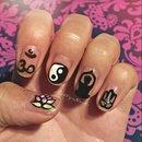 Yoga nails!!