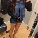 I love my new jacket omg