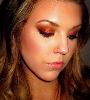A warm, rusty look using BFTE