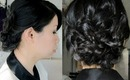 Quick & Easy 3-in-1 Braided Hairstyle Tutorial for Work, School, or Night Out