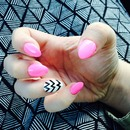 Pink claws~