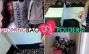 DIY: Abercrombie Bag Folders!