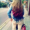 Beautiful Color Ombre
