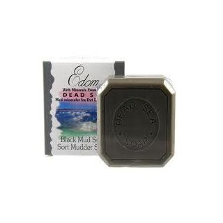 Edom Dead Sea Mineral/Black Mud Soap