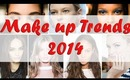 Spring / Summer makeup trends 2014