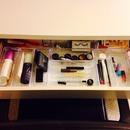 Drawer makeup organizers