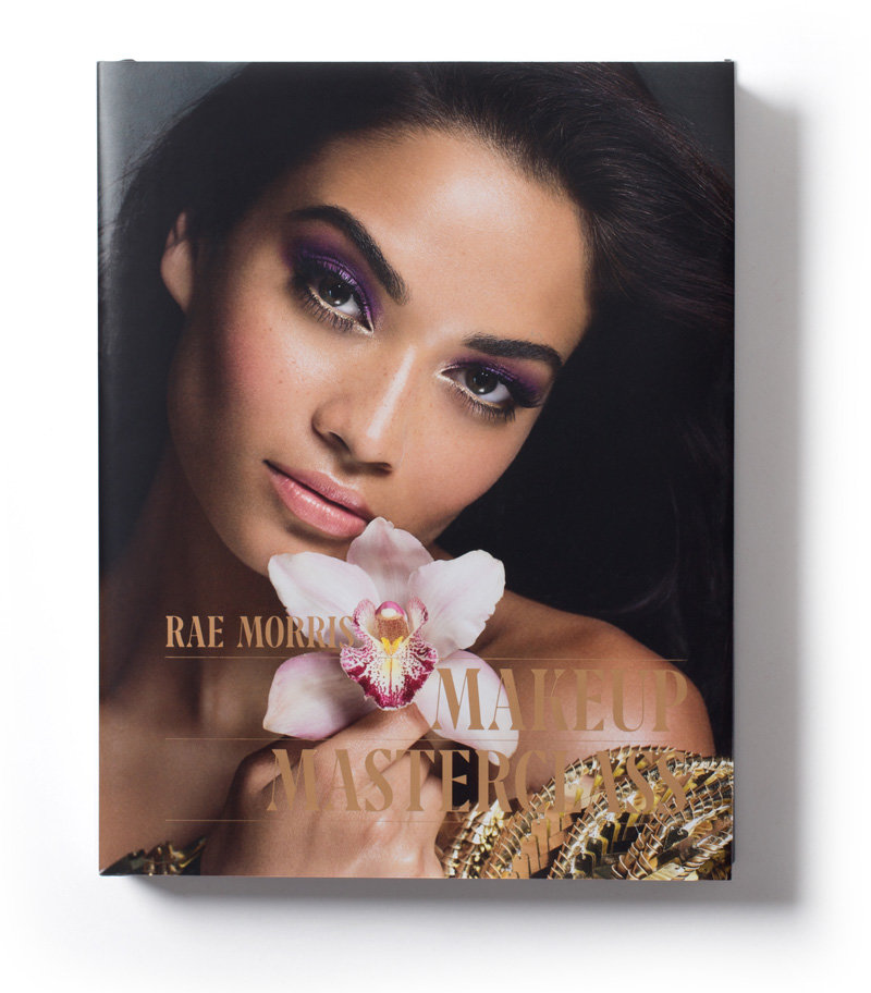 Makeup Masterclass by Rae Morris Book Cover