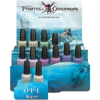 OPI OPI: The Pirates of the Caribbean