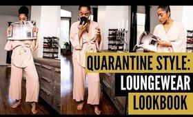 QUARANTINE STYLE: CREATE LOUNGEWEAR LOOKS FROM YOUR CLOSET