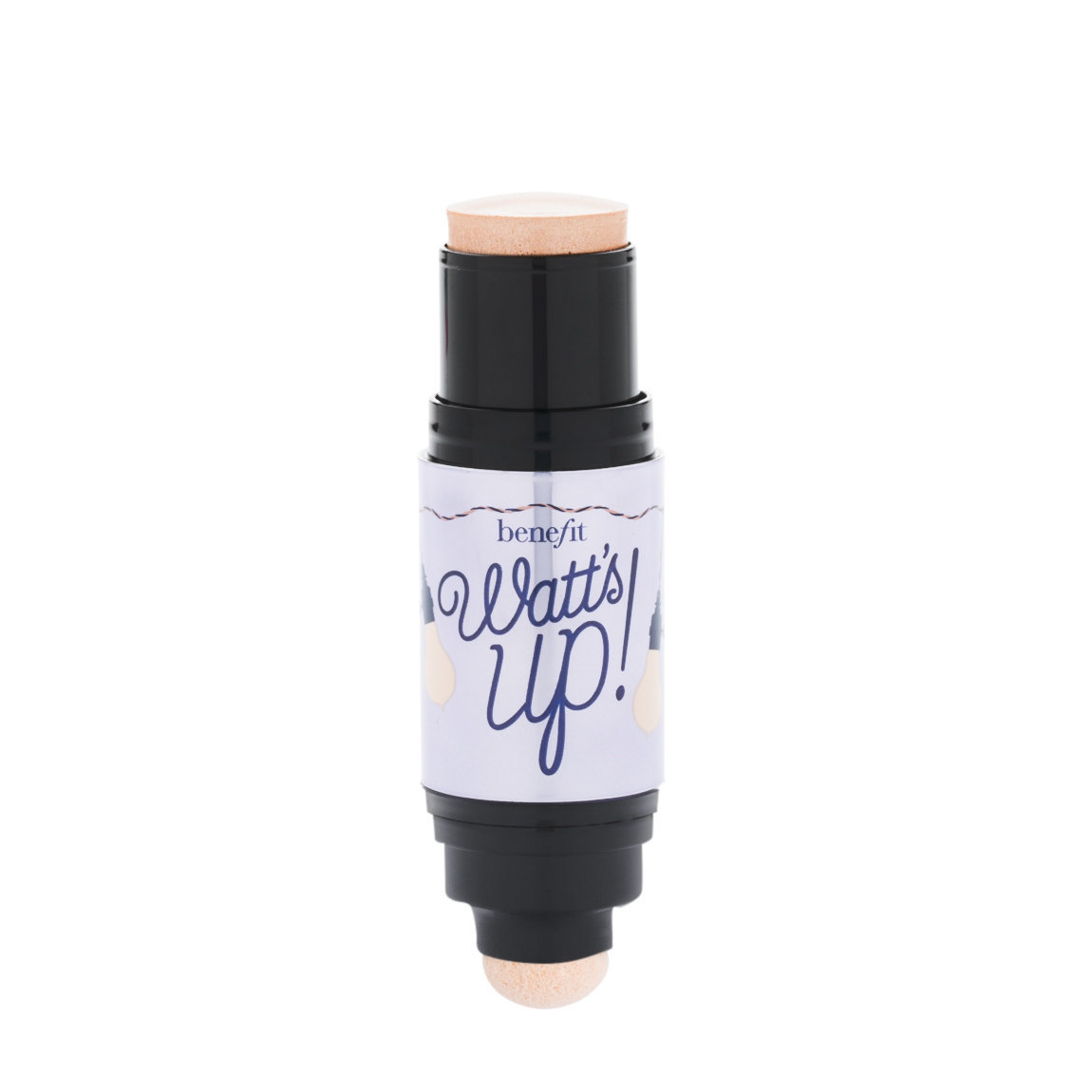 Benefit Cosmetics Watt's Up! Cream Highlighter product smear.