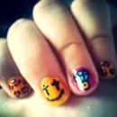 My nail arts crazy