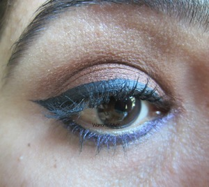 click here for tutorial http://www.srinjla.com/2013/10/30-days-eye-makeup-challenge-day18-step.html#.UnEd86WXvwI