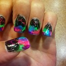 Crackled Neon
