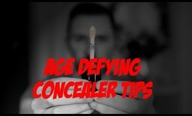 AGE DEFYING CONCEALER TRICKS THAT WILL TAKE YEARS OFF!
