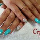 Stiletto/Mandorla Nails/Nails/Tiffany