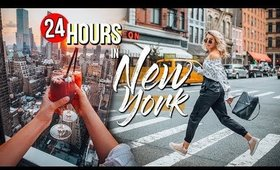 New York City In ONE DAY (You Don't Want To Miss These Spots)