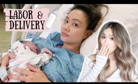Storytime: The Truth About My Labor & Delivery   HAUSOFCOLOR