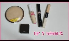 Top 5 Under 5 Minutes: Highlighters