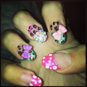 The best my nails have ever looked!!