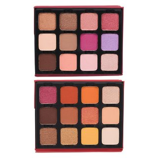 Warm EDIT & Rosé EDIT Eye Shadow Palette Bundle