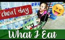 WHAT I EAT IN A DAY | Vlogmas Day 4