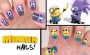 Despicable Me 2 Minion Nails [HD]