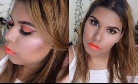 Fall Makeup Tutorial/Maquillaje De Otono ♡SCARLESCORNER