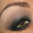 How-to : Perfect Smoky Eyes