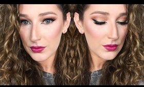 Holiday Party Makeup w/Morphe 35O Palette