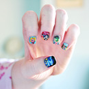 Famous Painting Nails