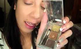 eyebrow stencil tutorial