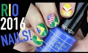 Rio 2016! Go USA!