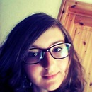 My boring hair:/