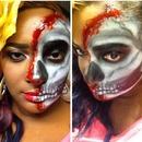 Half Bloody Skull