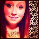 red hair!