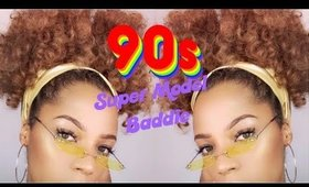 90's Super Model Baddie Makeup Tutorial