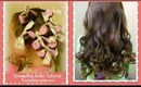 No Heat Curls, Sponge Rag Rollers Tutorial