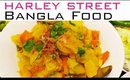 Visit to Harley Street for XRays, Brick Lane Bangla Restaurants
