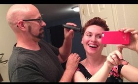 Shaving My Head! Watch me Shave my Hair Off