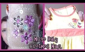 ╰☆╮Baby Haul ♥ Clothes & Shoes╰☆°.¸¸.•´¯`»