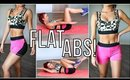 Ab Workout Routine & Fitness Hacks 2017